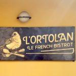 restaurant l'ortolan