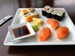 meilleurs sushi à Dakar