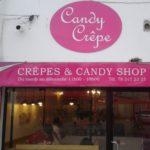Candy crêpe Dakar