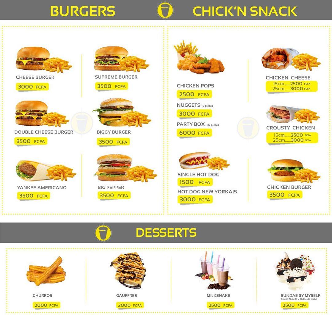menu planet kebab
