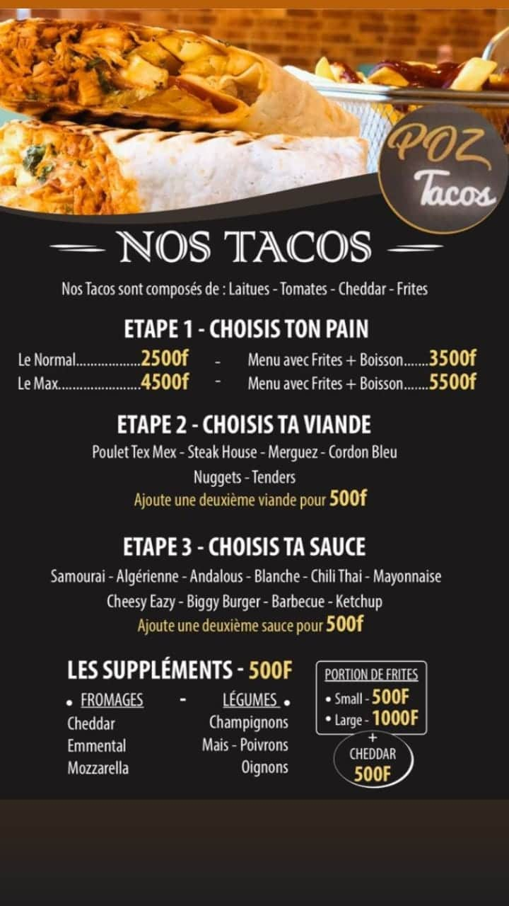 poz tacos